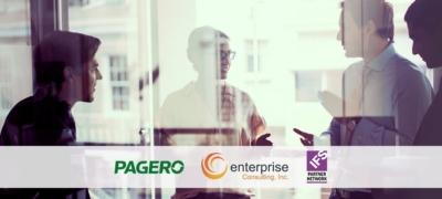pagero enterprise consulting partnership 400x180